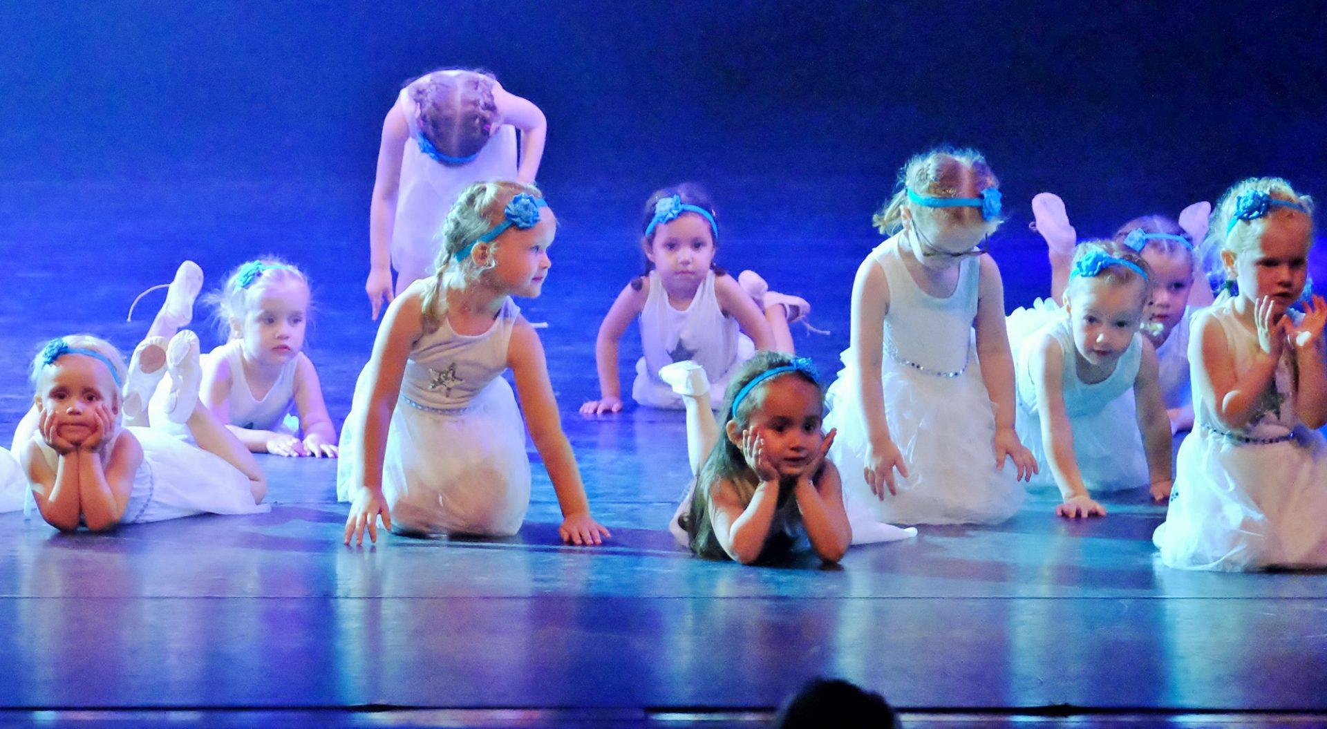 Peuters eindvoorstelling Dance Studio Patty